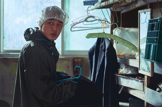 刘亚仁凭《无声》提名最佳男主角