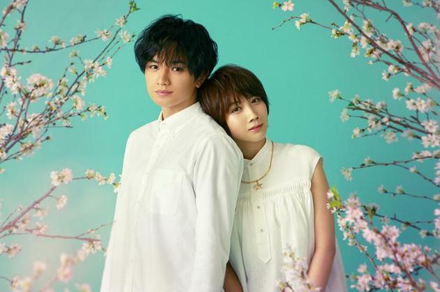 中岛健人、松本穗香合作Netflix电影《我的樱花恋人》