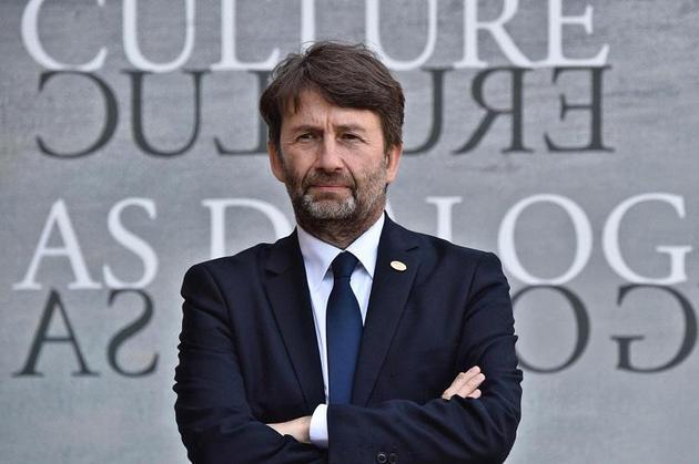 意大利文化部长弗朗切斯基尼