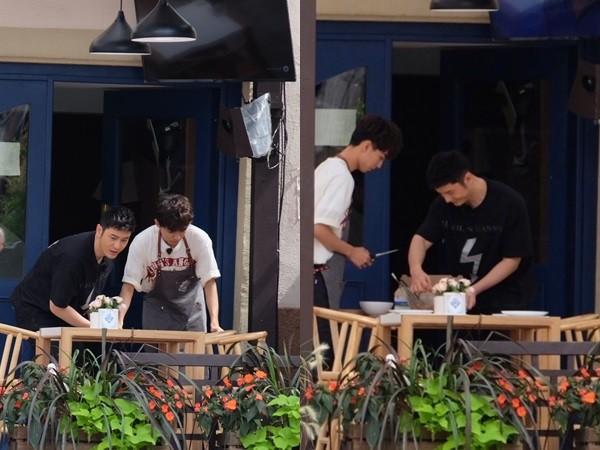 黄晓明回归《中餐厅》