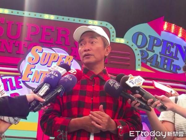 要儿子滚出娱乐圈的是宪哥 吴宗宪:但我是他爸爸