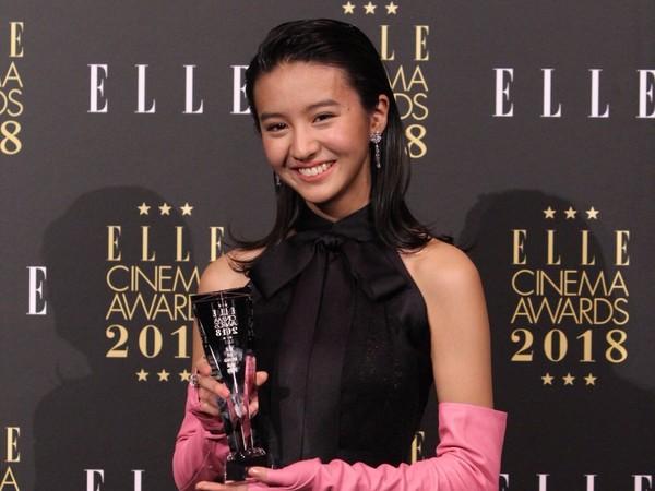 木村光希「沒拍過電影」卻拿電影獎 遭網友炮轟(圖)