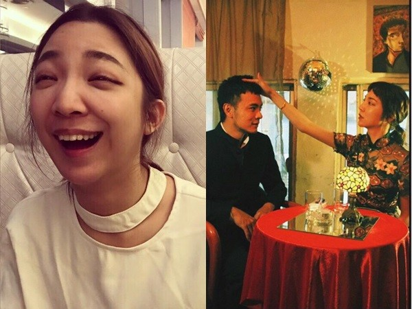 高隽雅宣布结婚喜事 。