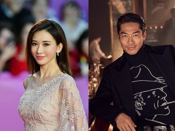 林志玲与老公AKIRA