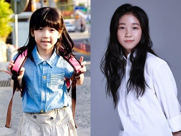 《素媛》的女童星李甄
