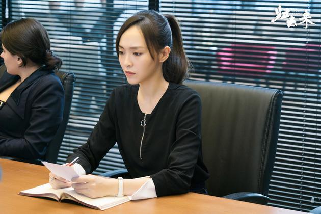 唐嫣:首次接触现实主义剧 《归去来》是全新体验