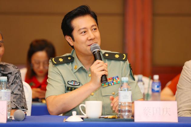 蔡国庆:公益力量印证价值 不做只会赚钱的戏子