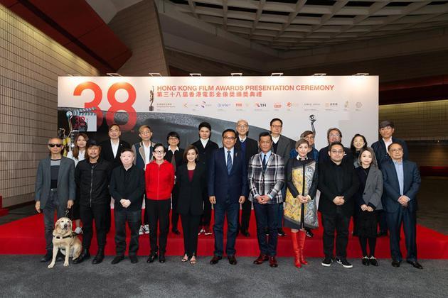38届香港电影金像奖