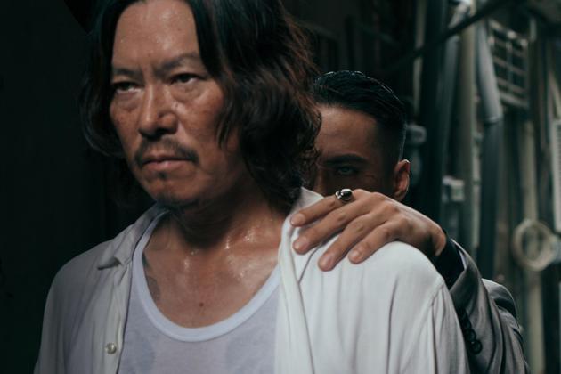 庄凯勋首挑战杀手 自认造型像《色戒》梁朝伟
