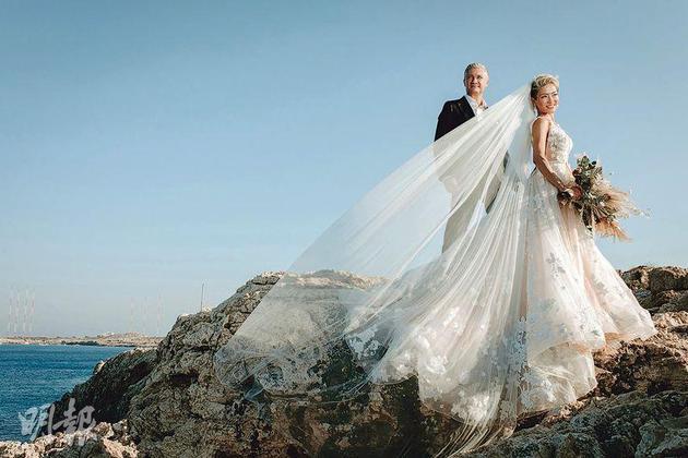 陈钰芸与Antony将在两星期后结婚