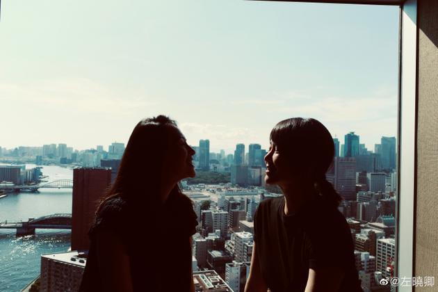 章子怡和左小青