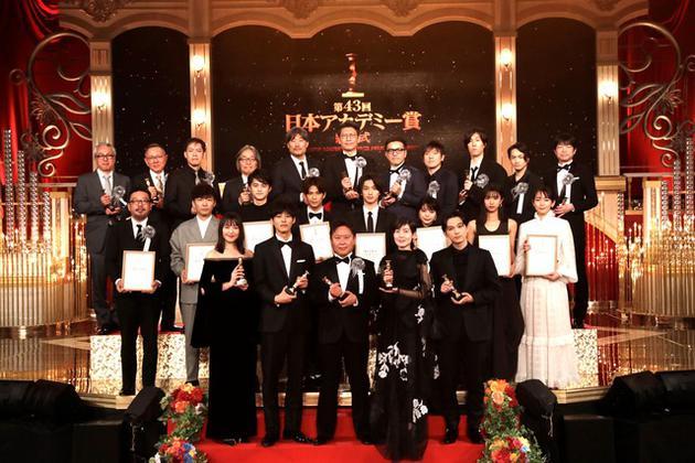 第43届日本电影学院奖