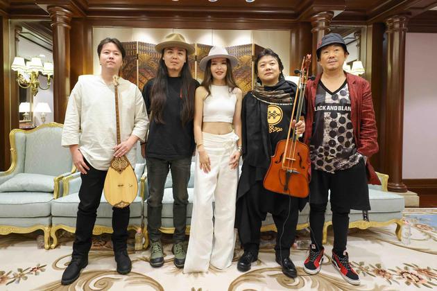 从《乐夏》出圈的HAYA乐团:音乐让我们与世界联结