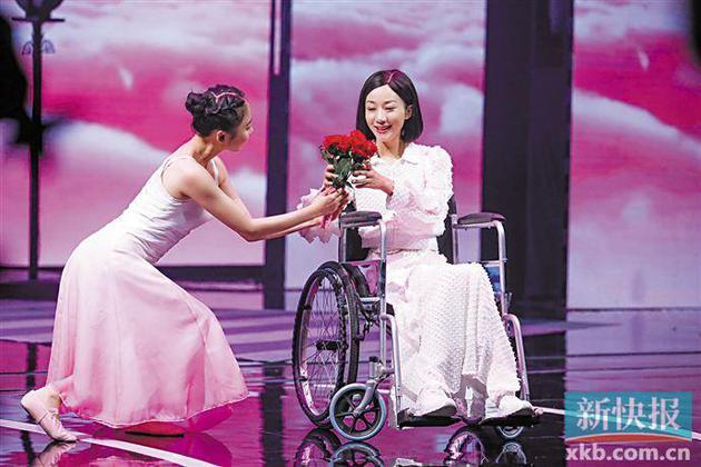 《青春在大地》热播 韩雪王智演绎轮椅上的青春