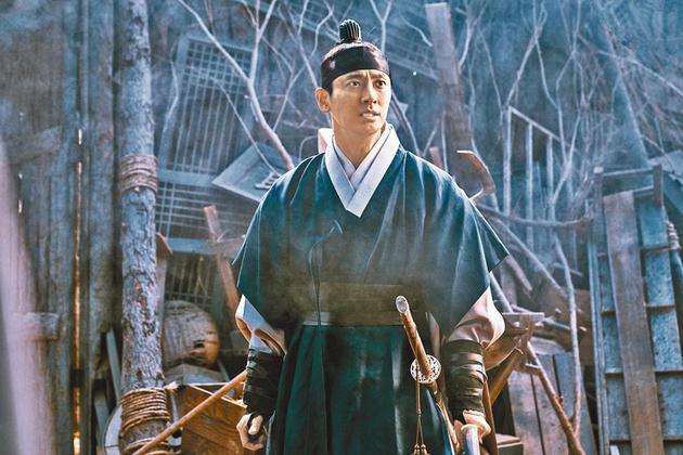 朱智勋以《王国2》夺下最佳男演员