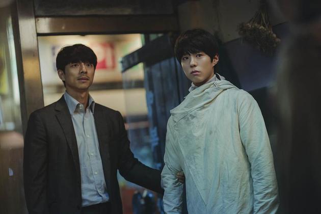 孔刘为新片《徐福》减重 朴宝剑落泪画面引热议