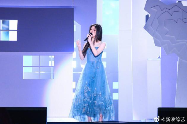 单依纯获得《中国好声音》年度总冠军