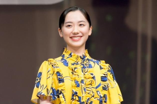 芦田爱菜出席电影《烟囱小镇的普佩》完成试映会