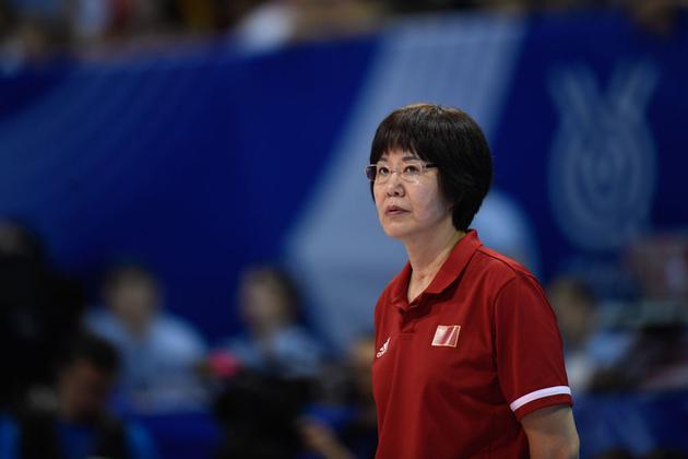 确认!中国女排主教练郎平续约至东京奥运会结束