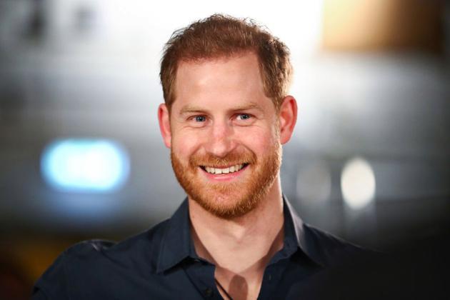 哈里王子找到新工作 任硅谷初创企业高管