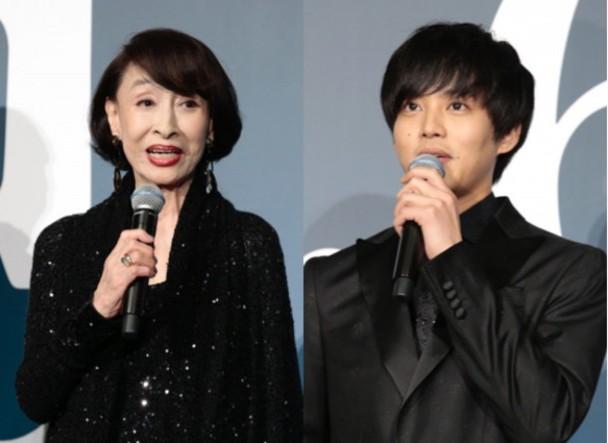 江波杏子今年与松坂桃李相符演电影《娼年》。