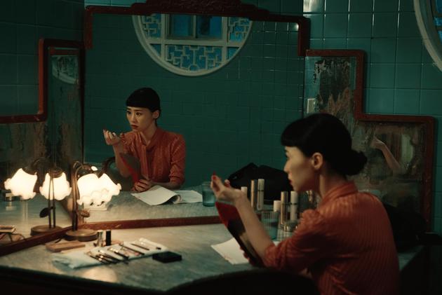 吴可熙编剧、主演《灼人秘密》