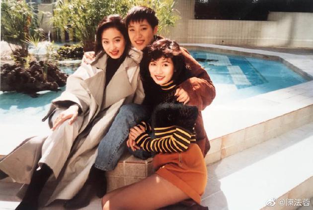 陳法蓉與羅慧娟