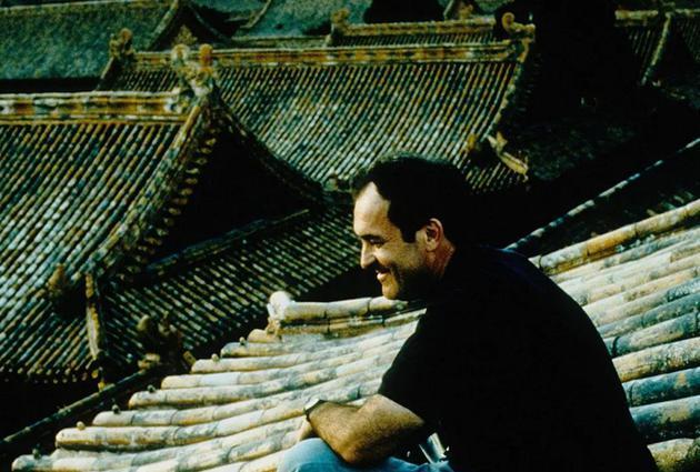 贝托鲁奇在中国