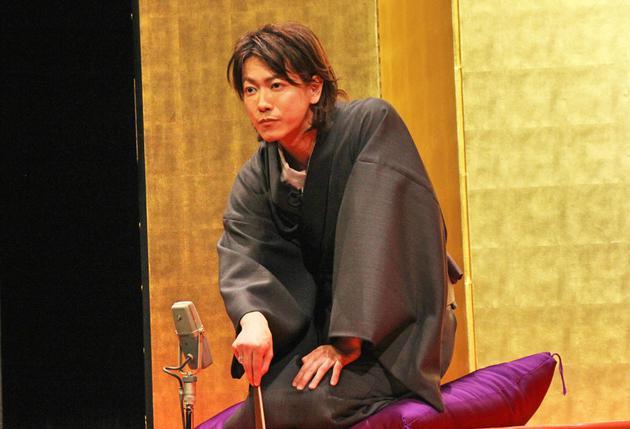 佐藤健30周歲紀念演出再次挑戰落語