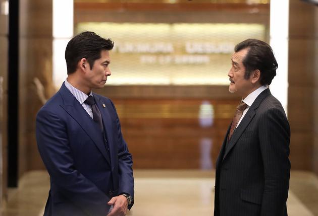 織田裕二與吉田鋼太郎合作日劇《金裝律師2》