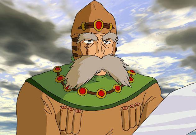 辻村真人曾为《风之谷》中的基尔配音