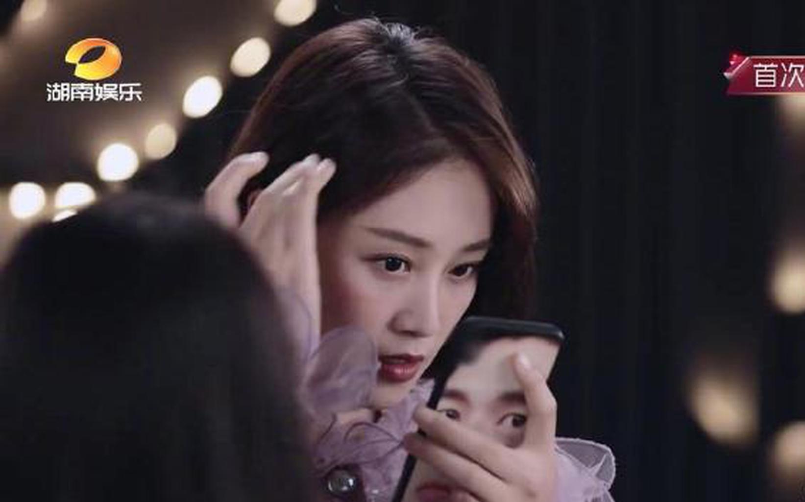 追星的姐姐!藍盈瑩用李現表情包做手機殼圖片
