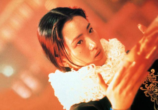 徐枫泄漏,那时陈凯歌正本不必巩俐,只由于她是张艺谋的人。