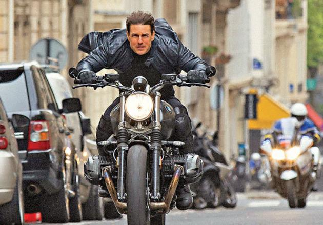 《碟中諜7》的拍攝進度受影響。 資料圖片