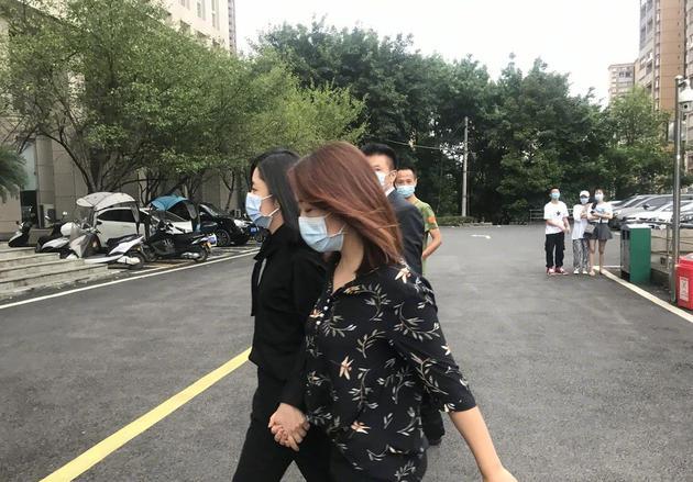 律师对谭松韵妈妈被撞案提出争议:程序上有瑕疵