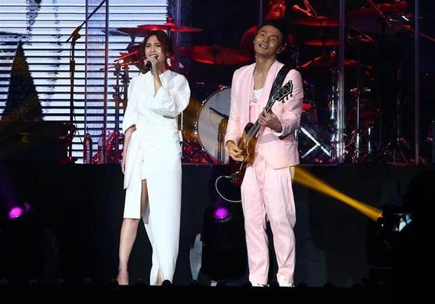 李荣浩与杨丞琳