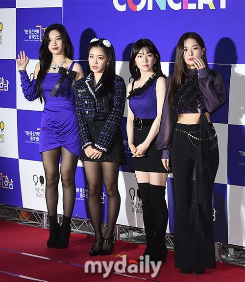 被Irene耍大牌牵连 SBS演唱会删除Redvelvet镜头