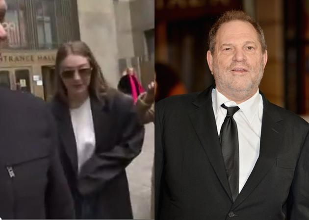 Gigi有机任Harvey Weinstein性侵案审讯陪审团成员