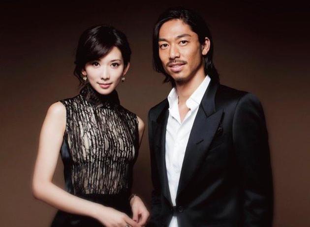林志玲与老公AKRIA