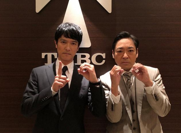 《半泽直树2》收视暂列年度冠军 堺雅人表示感谢