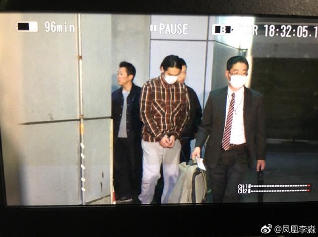 明星八卦:曝蒋劲夫被日本警方再次被逮捕 最长观察
