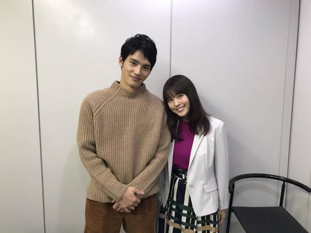 冈田健史和有村架纯