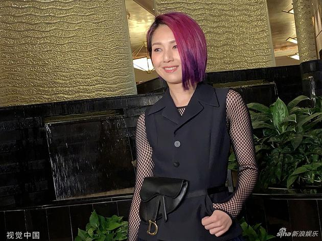 杨千嬅曝郭富城两个女儿都很美