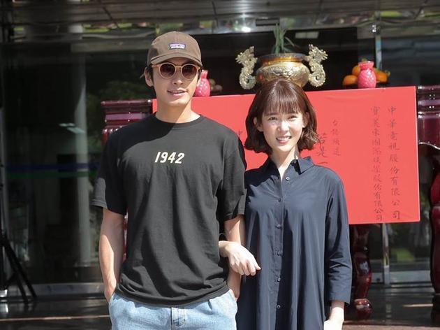 宋柏纬、孙可芳饰演一对情侣。