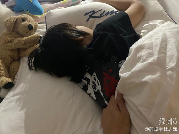 林志颖儿子kimi