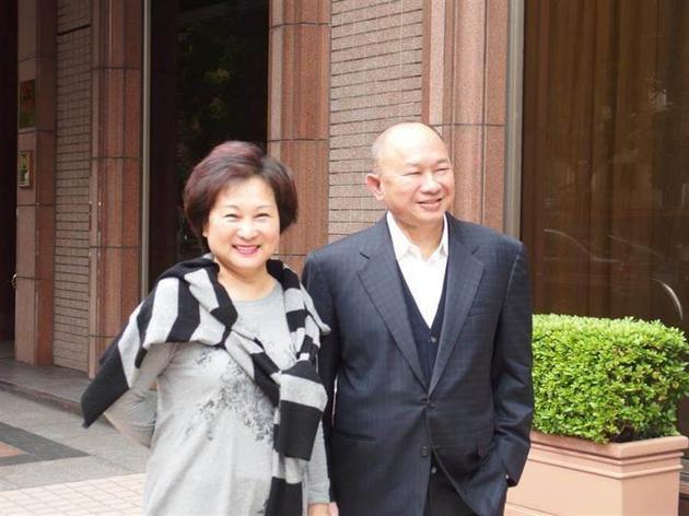 吴宇森夫妇