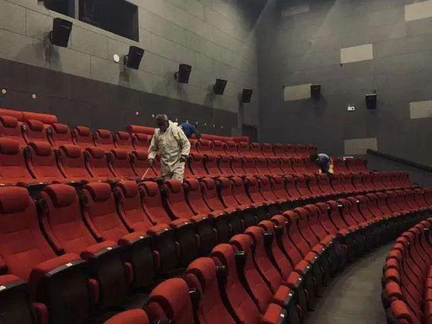 国家电影局:电影院恢复开放 每场上座率不得超30%