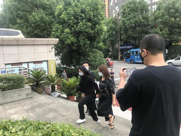 谭松韵母亲被撞身亡一案将于9月19日公开宣判