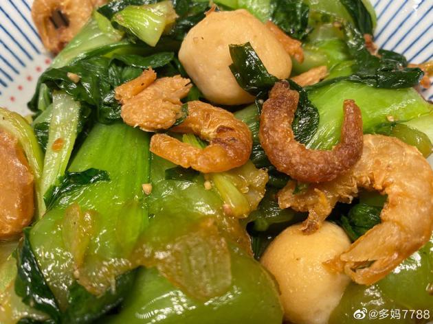 黄磊为孙莉做的菜