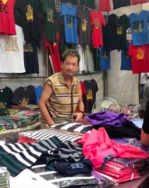 经纪公司称网传廖启智卖衣维生图是剧照
